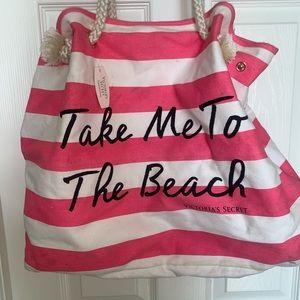 Victoria's Secret beach tote